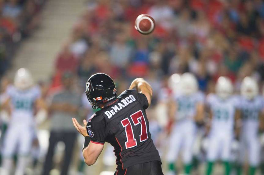 Burris knows the feeling of throwing to nobody