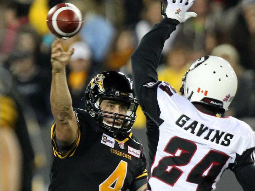 FBO Redblacks Tiger-Cats