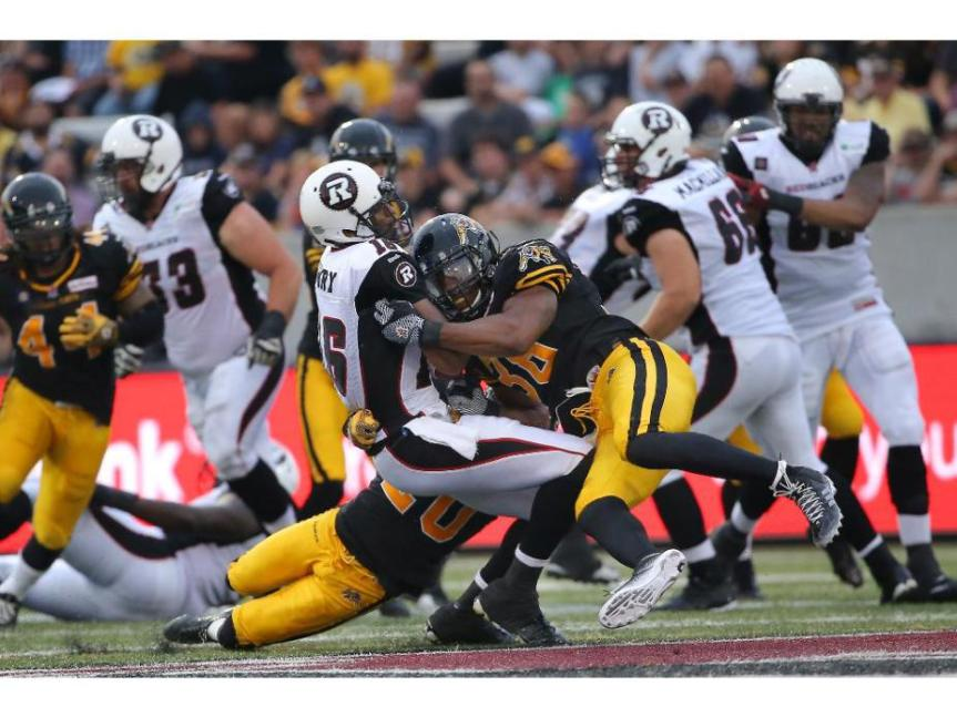 Ottawa Redblacks v Hamilton Tiger-Cats