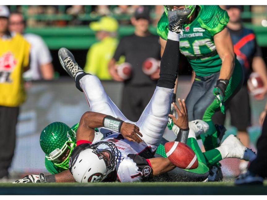 Ottawa Redblacks v Saskatchewan Roughriders