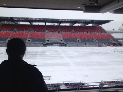 Guest Post: A tour of TD Place