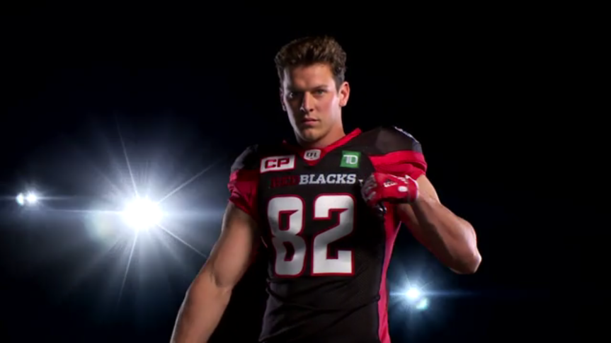 A couple opinions on the Redblacks new jerseys