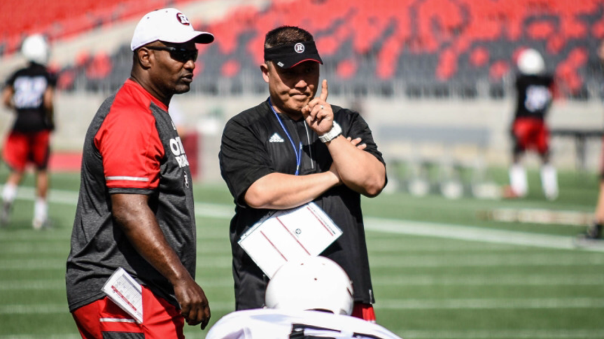 Redblacks 2016 training camp battles