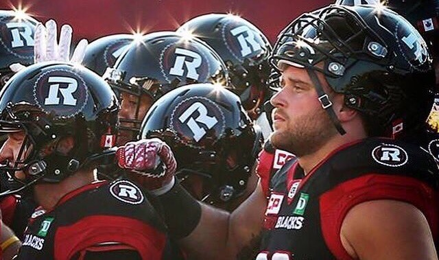 Redblacks recipe a little off in first half of 2016