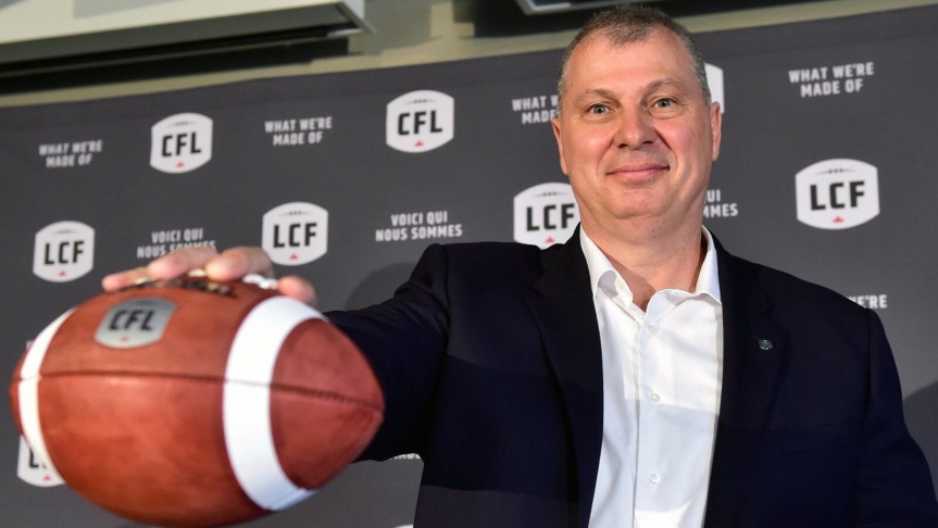 Randy Ambrosie the CFL's first feminist commissioner?